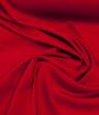 crepe-silk-red